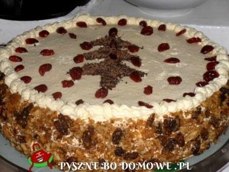 Tort cytrynowy babci Krysi