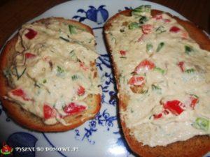 Pasta z wędzonej makreli do chleba