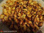 Prażone pestki z dyni